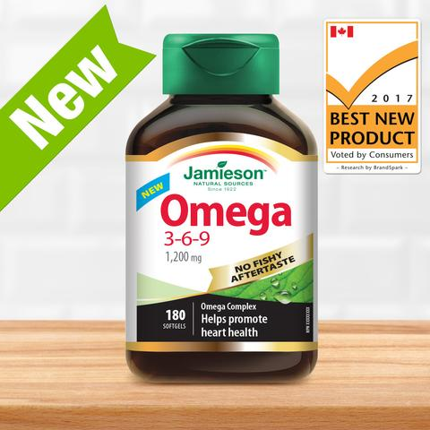 jameson Omega 3 6 9 - Our Products