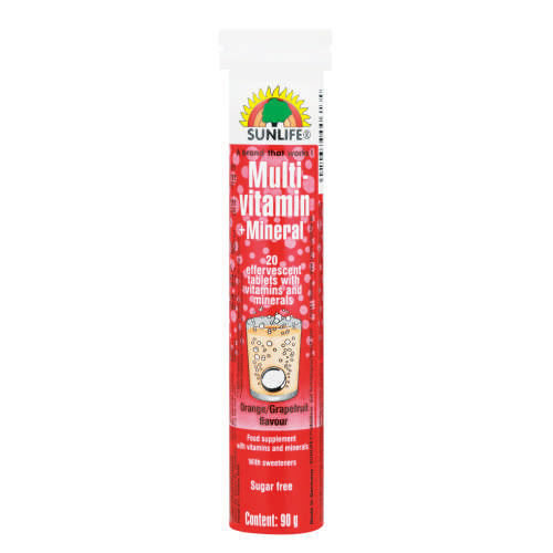 sunlife multi vitamine 1 - Our Products