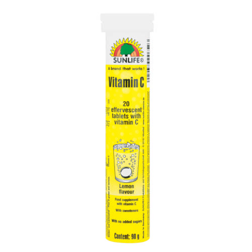 sunlife vitamine c 1 - Our Products