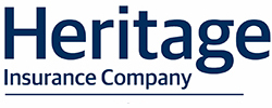 Heritage Insurance logo - Home