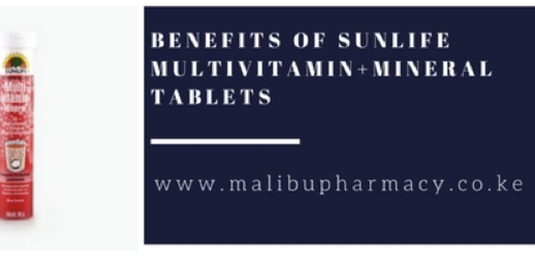 Sunlife Multivitamins